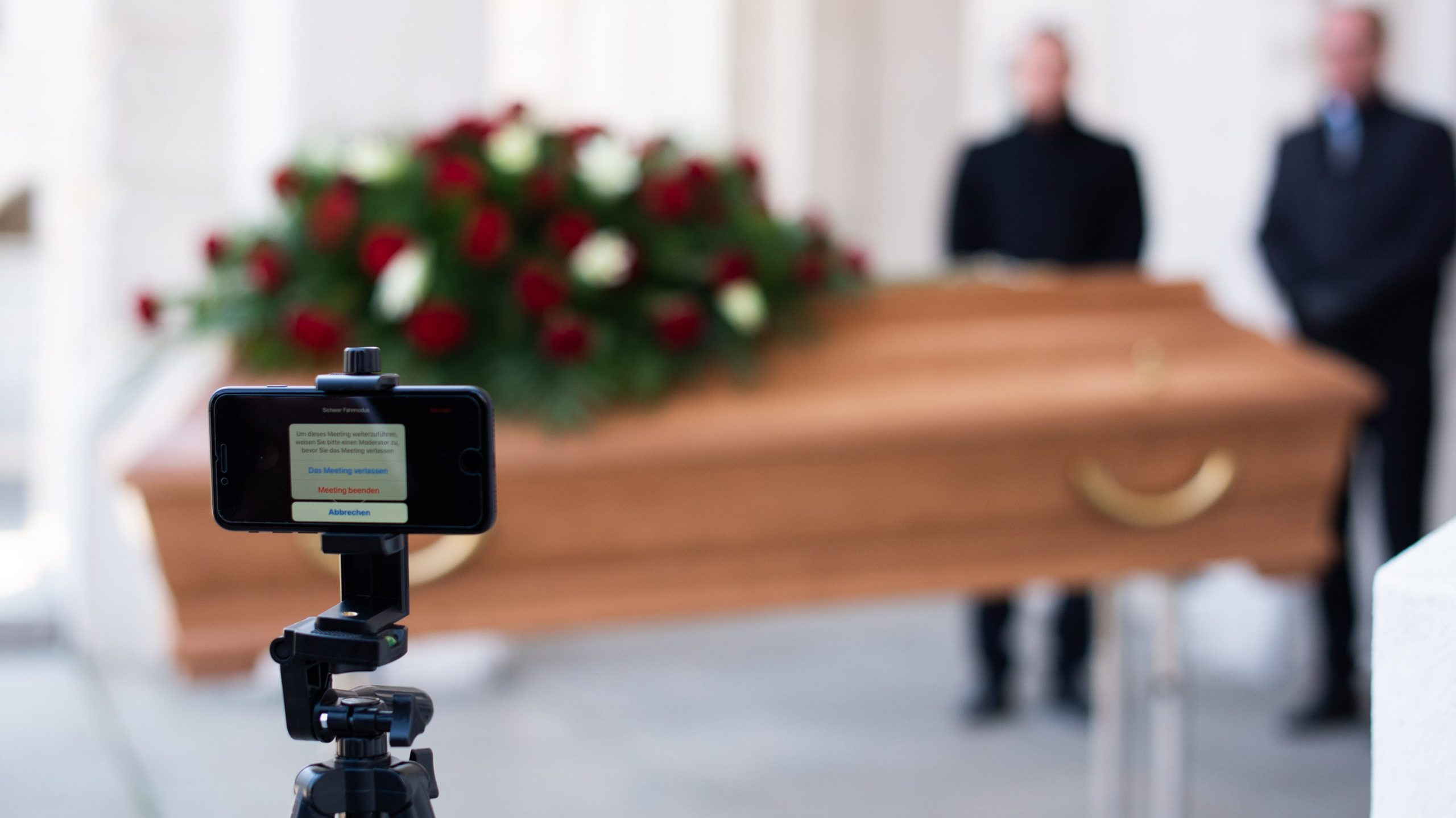 What to Do When You Can't Attend Funerals