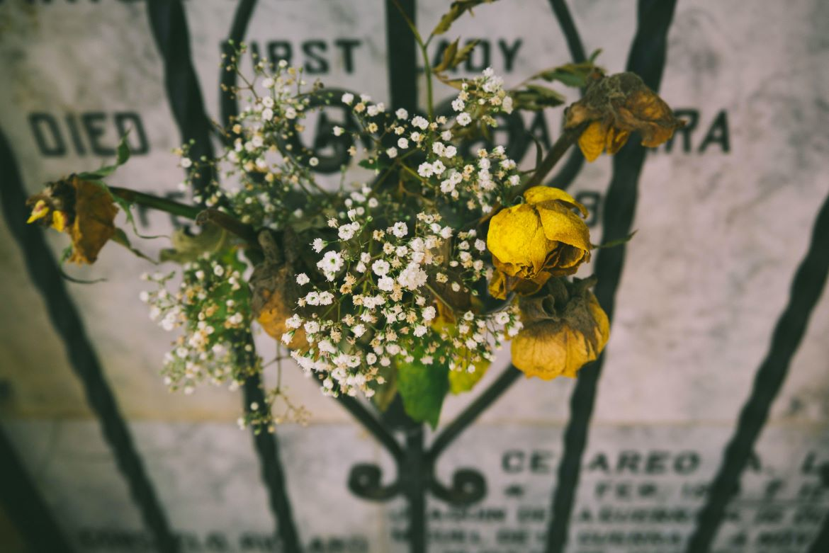 Flowers on Graves: A Brief History